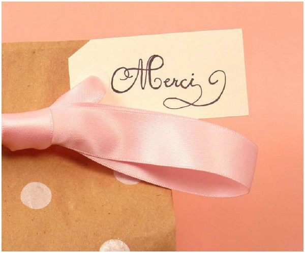 merci gift tags