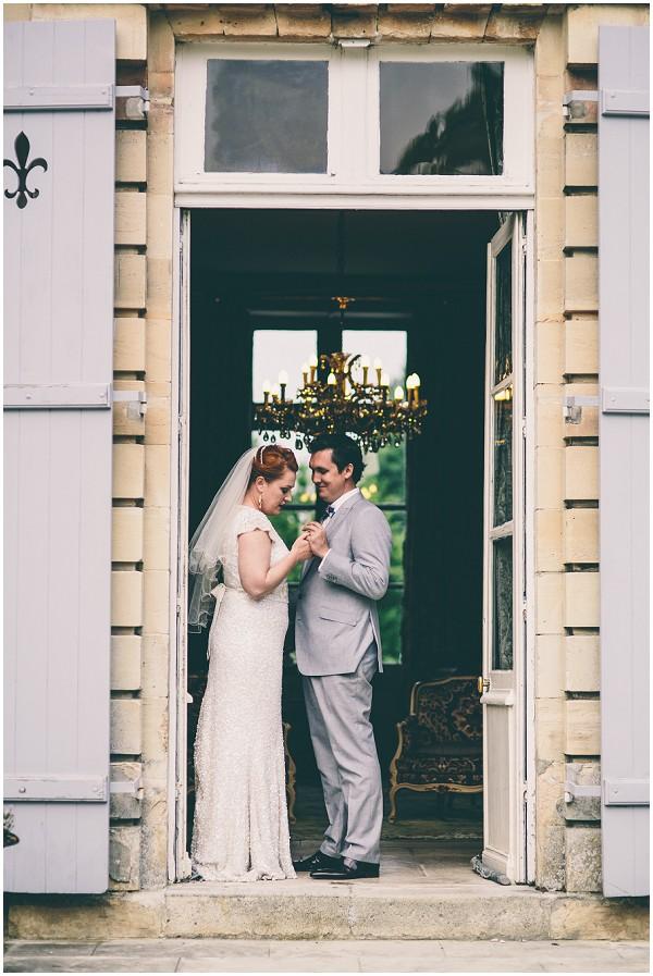 rustic chateau wedding