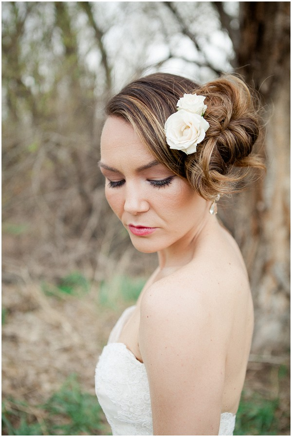 showstopping wedding hair