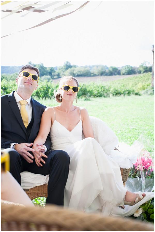 spring wedding france