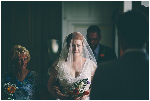 vintage bridal style France