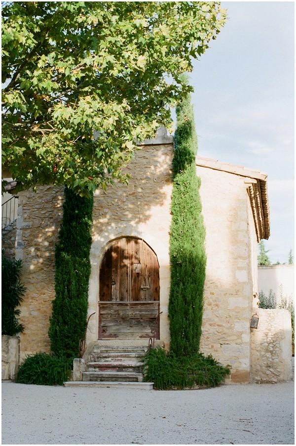 wedding chapel provence