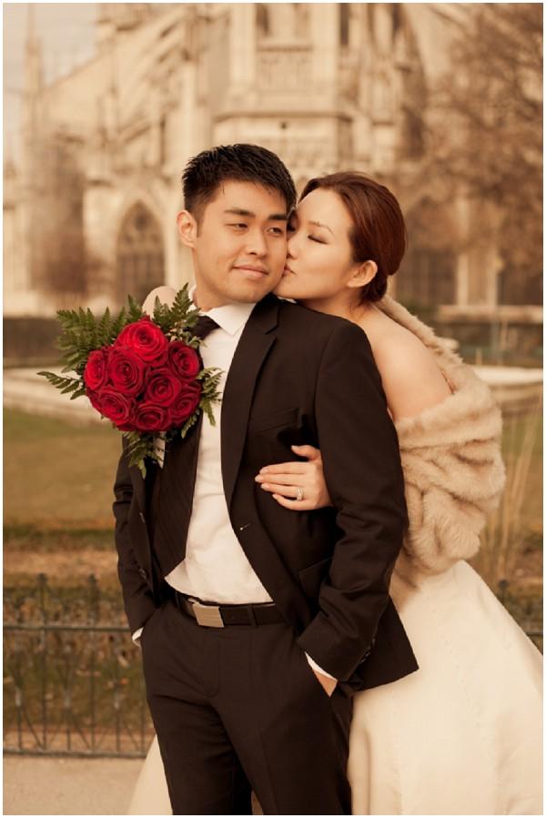 wedding notre dame