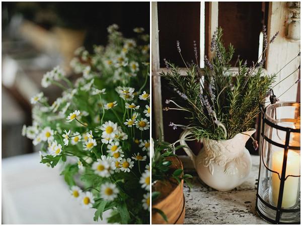 wild flowers weddings