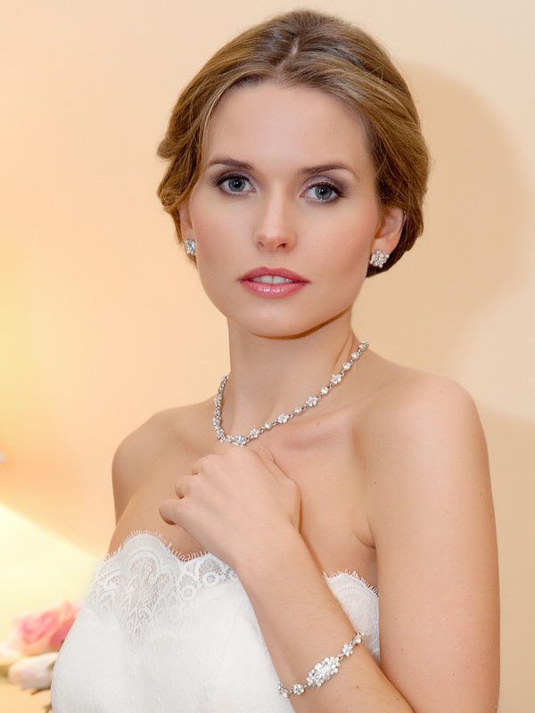 Delicate Pearl Jewellery