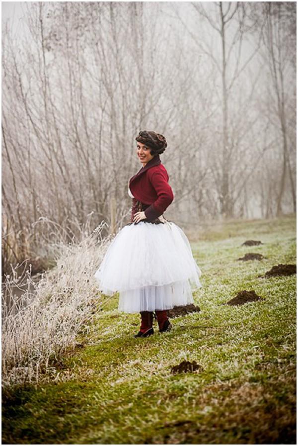 alternative bride style