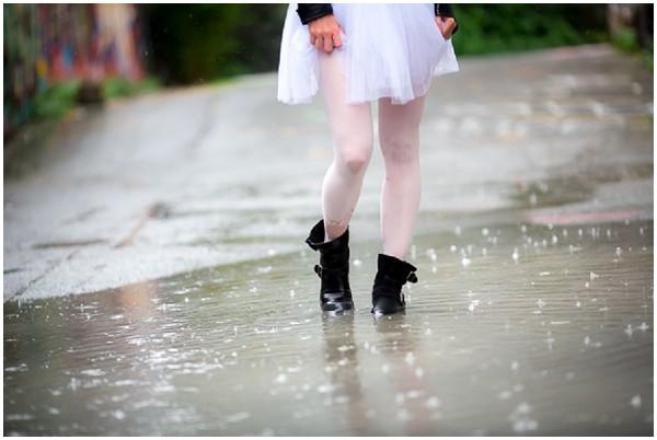 bride puddles
