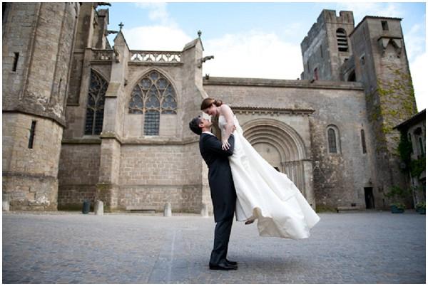 castle wedding france