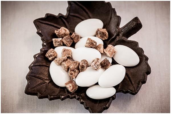 chocolate leaf