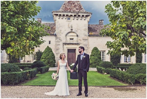 Wedding South West France Dordogne