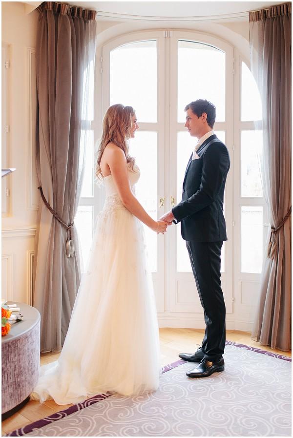 indoor wedding paris