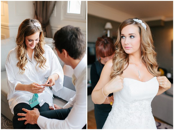 model bride paris