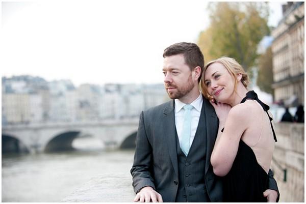 paris engagement session
