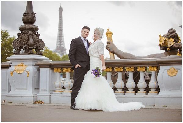 paris wedding tour