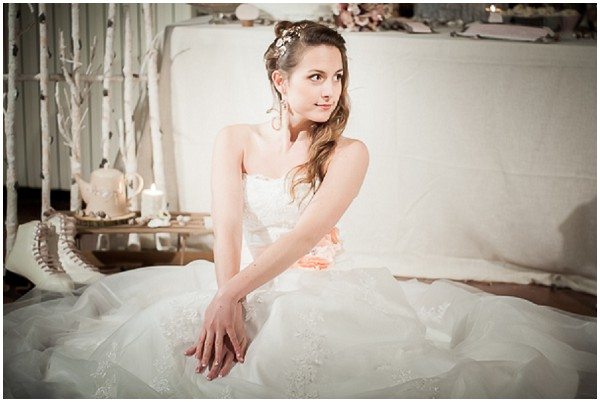 pink princess bride
