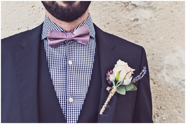 quirky groom