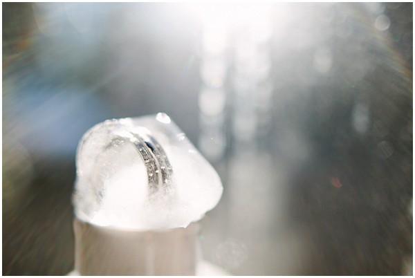 ring in ice