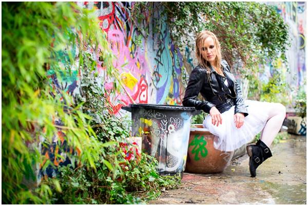 rocknroll trash dress