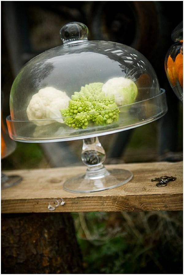 unusual wedding decorations
