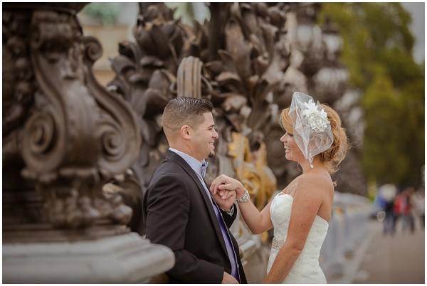 wedding bride paris