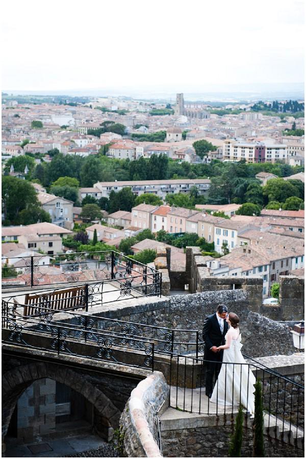 wedding city walls