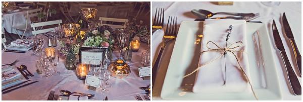 wedding table centre