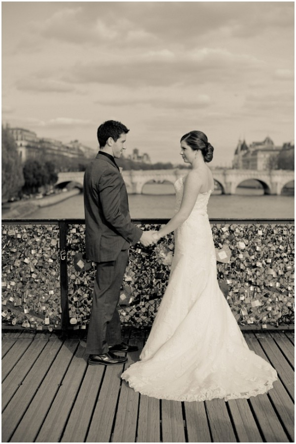 where to marry in paris