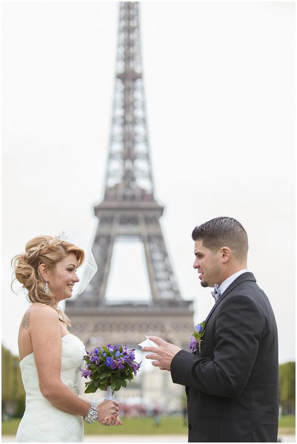 where to marry paris