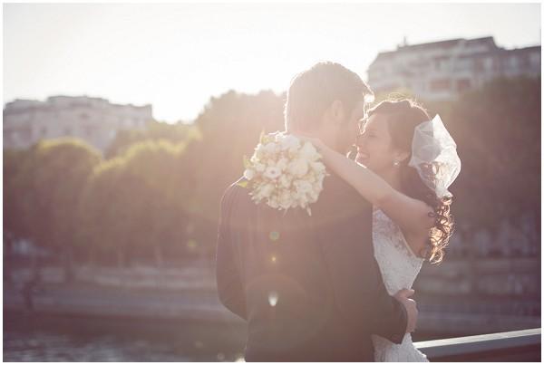 Pictours paris wedding