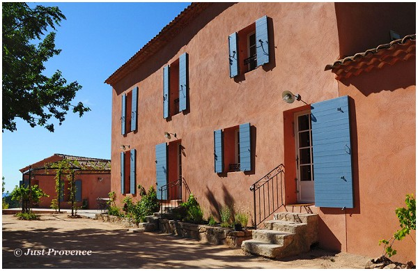 bastide Arc in Provence