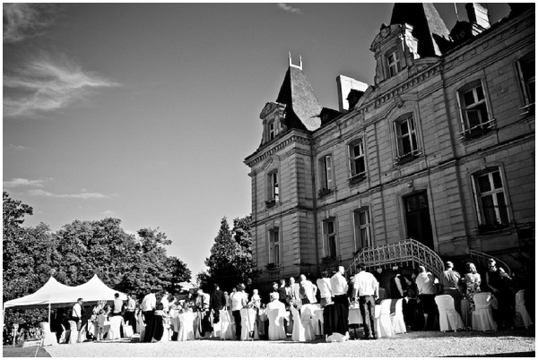 french wedding chateau in loire valley