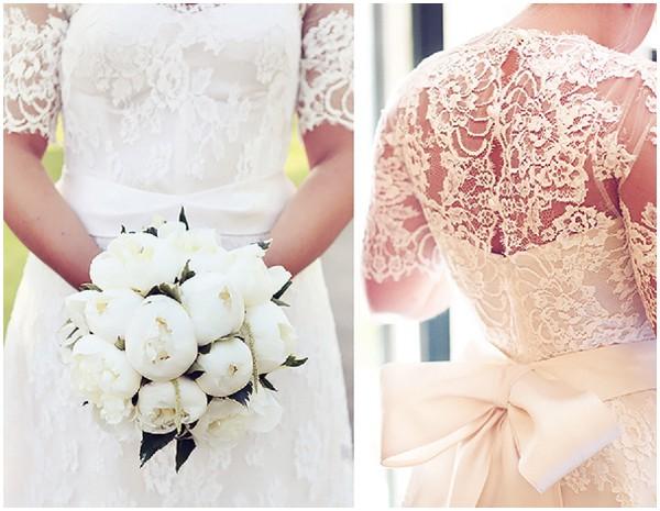 kate middleton inspired wedding gown
