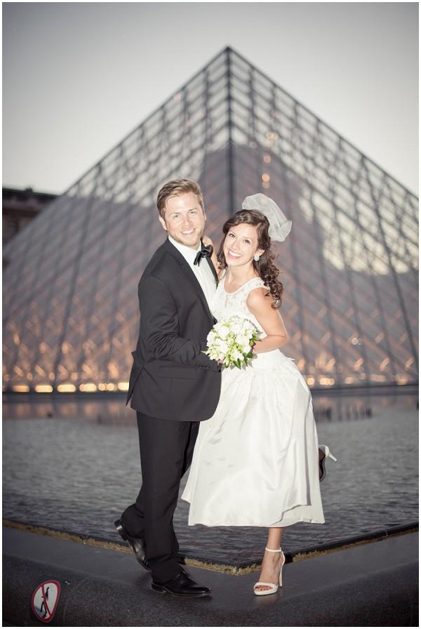 louvre wedding portraits