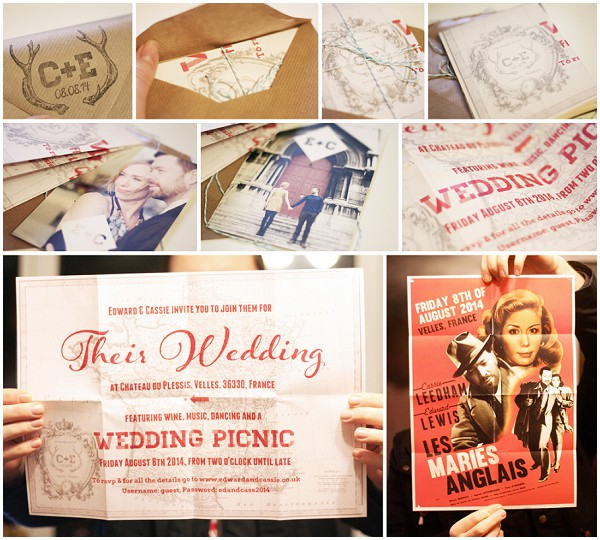 marry in france wedding invites