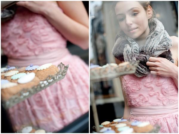 wedding dress scarf