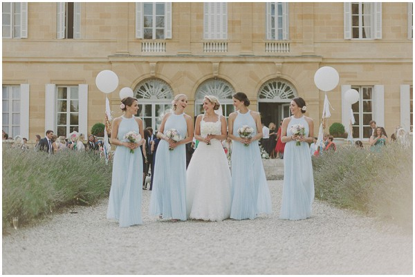 A dream french wedding