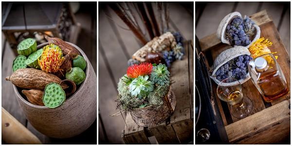 africa wedding flowers