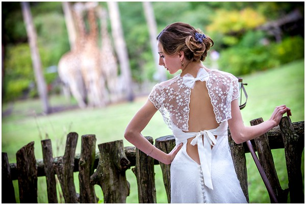backless french wedding dress