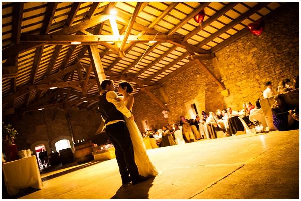 barn first dance
