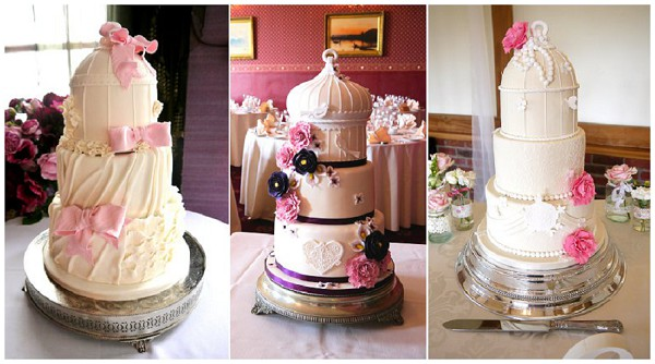 how to order wedding cakes