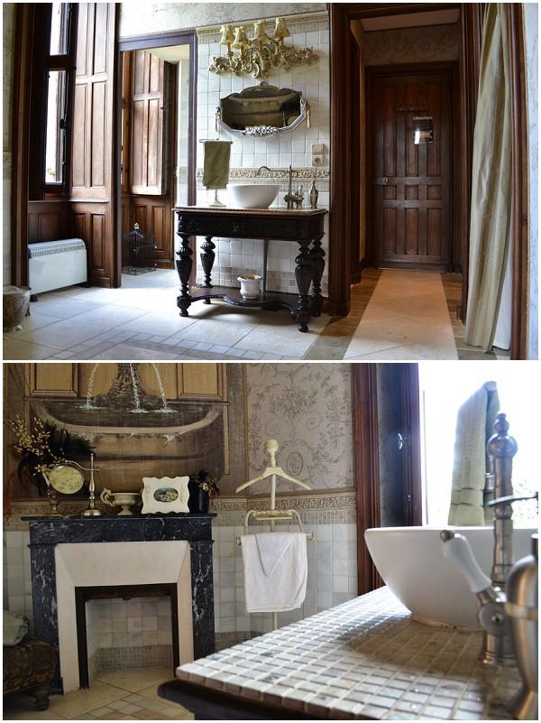chateau bathroom