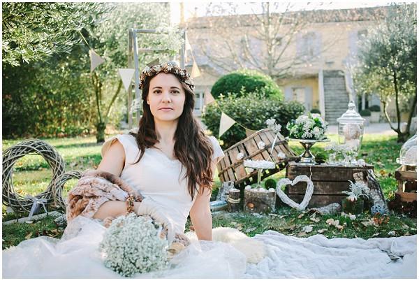 decemeber wedding provence