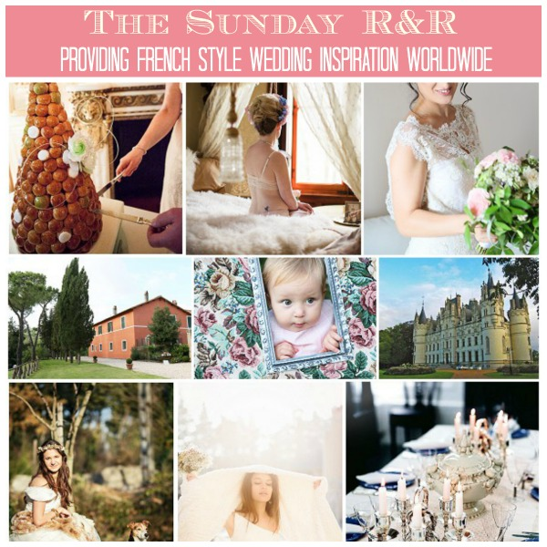 french style weddings - sunday R&R
