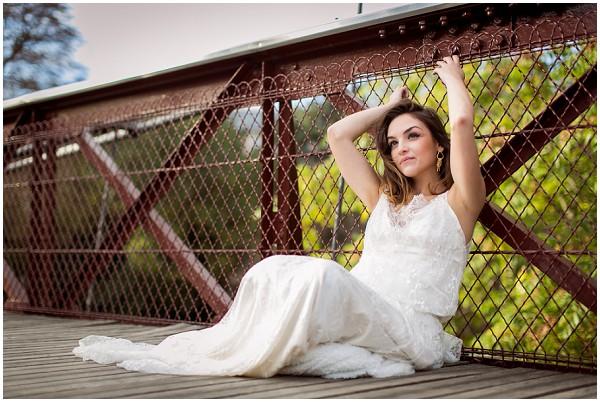 french bride paris