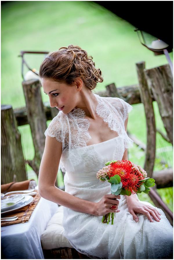 french wedding dress summer