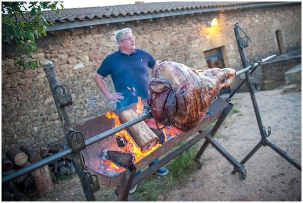 hog roast provence