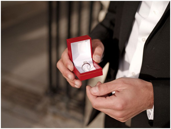 paris proposal story