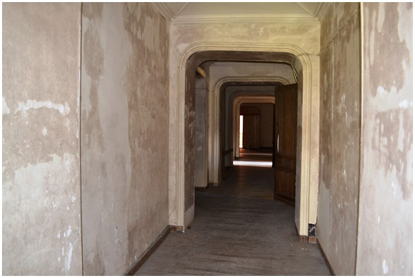 restored chateau