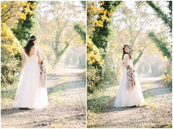 style wedding shoot