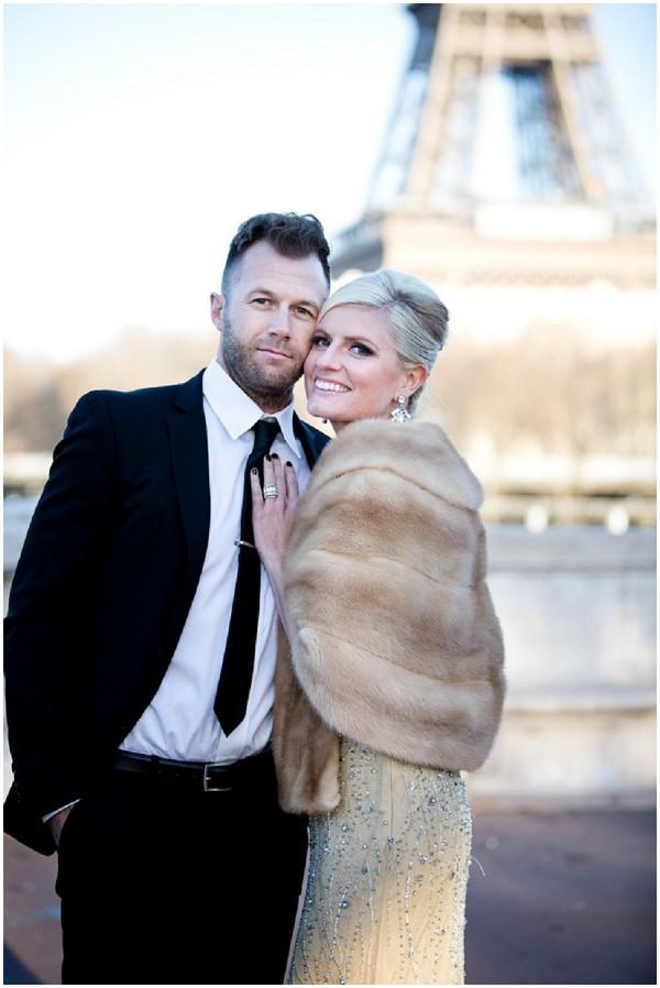 vintage wedding dress paris